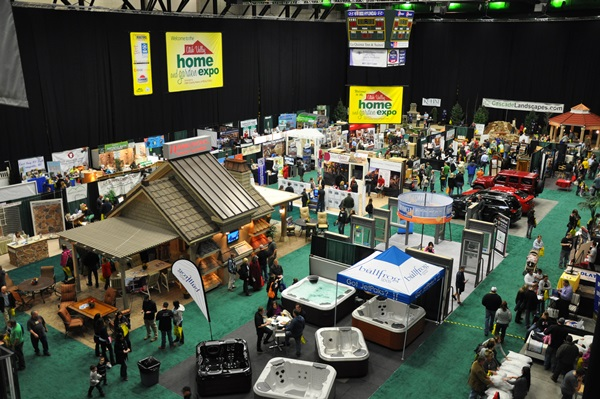 in 1984 the utah county association of realtors provided our region with its very first full scale trade show the utah valley home - Home And Garden Trade Shows