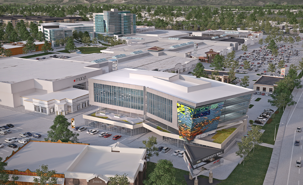 Orem University Mall Redevelopment The Willis Group